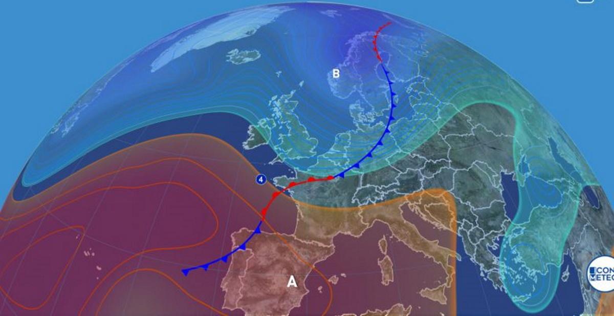 Previsioni del tempo e meteo della settimana