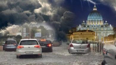 Photo of Meteo: TEMPORALI e GRANDINE AL NORD, A RISCHIO ROMA, MILANO E TORINO?