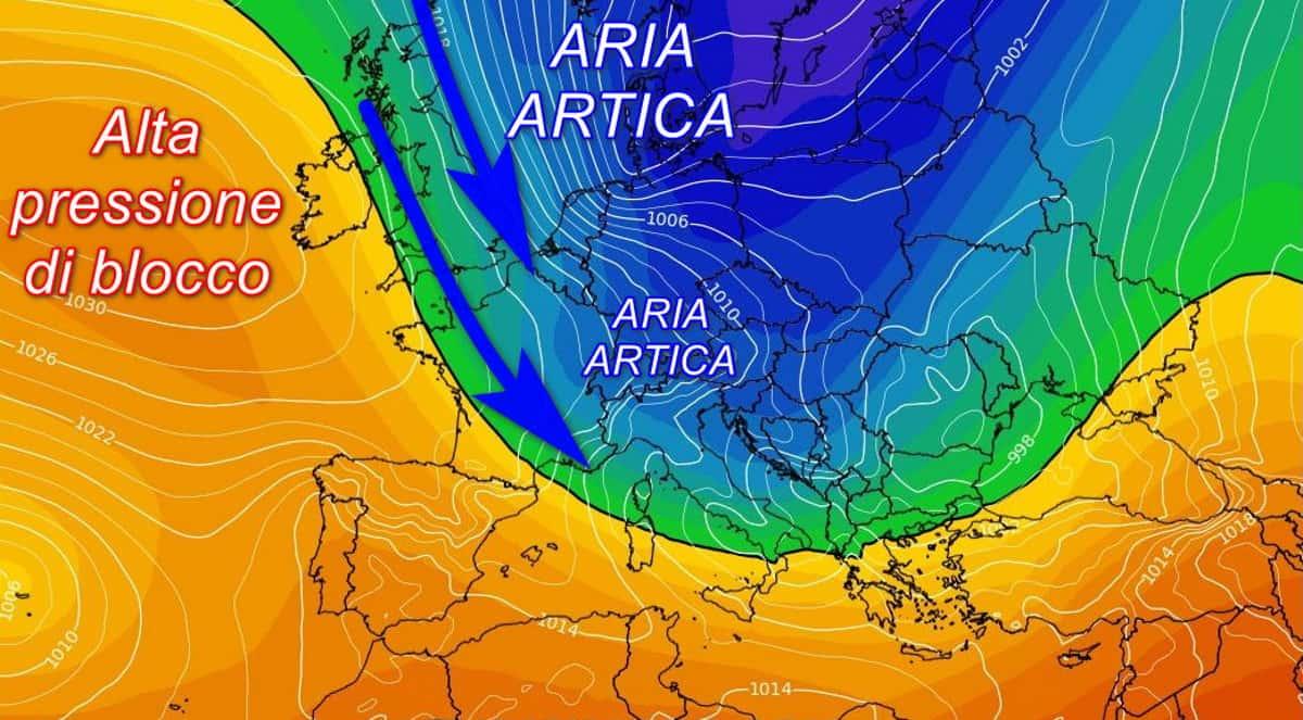 Meteolive, previsioni e aggiornamenti