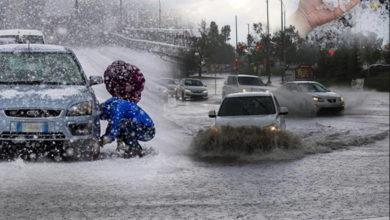 Photo of Meteo OGGI, perturbato al CENTRO-SUD. Vento, pioggia e NEVE  a QUOTE BASSE