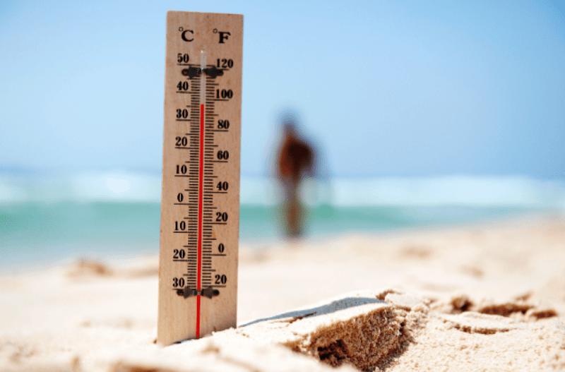 Meteo africano. Fase di estate settembrina