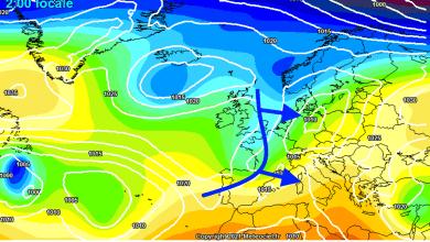Photo of Previsioni fine Aprile 2021. Niente anticiclone ma ancora MALTEMPO