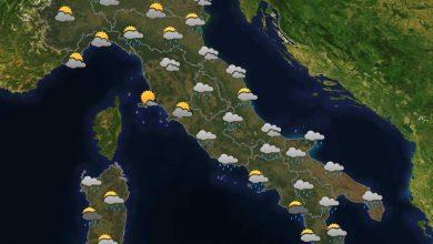 Photo of Previsioni del tempo per domani 19-04-2021