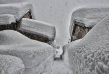 Photo of Previsioni lungo termine: torna la NEVE. Inverno infinito