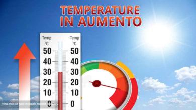 Photo of METEO: CALDO AFRICANO al SUD, le temperature attese e quando finirà