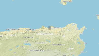Photo of Terremoto Northern Algeria [Land: Algeria] – Magnitudo (ML) 5.1