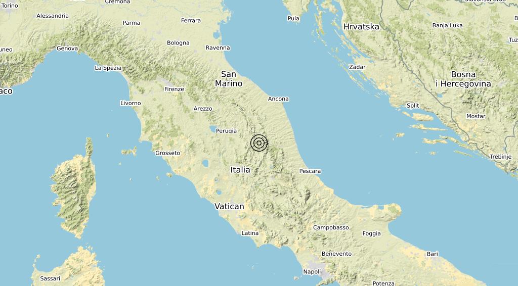 Terremoto 05-04-2021