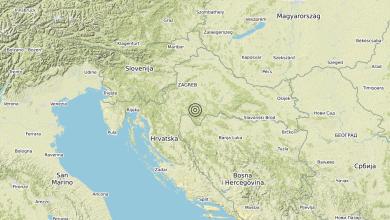 Photo of Terremoto Croatia [Land] – Magnitudo (ML) 4.6