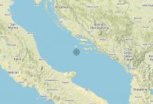 Photo of Terremoto Adriatico Centrale (MARE) – Magnitudo (ML) 3.1