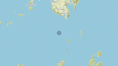 Photo of Terremoto Indonesia [Sea] – Magnitudo (ML) 6.0