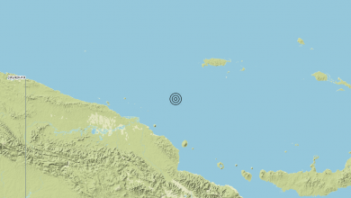 Photo of Terremoto Near north coast of New Guinea, Papua New Guinea [Sea: Papua New Guinea] – Magnitudo (ML) 6.0