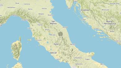 Photo of Terremoto 3 km NE Fiordimonte (MC) – Magnitudo (ML) 3.1