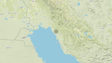 Photo of Terremoto Southern Iran [Land: Iran] – Magnitudo (ML) 6.0