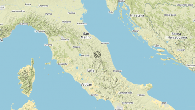 Photo of Terremoto 1 km S Fiordimonte (MC) – Magnitudo (ML) 3.3