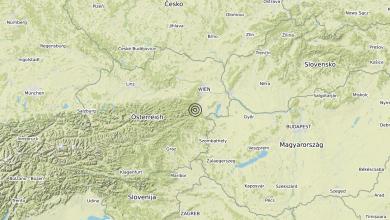 Photo of Terremoto Austria (AUSTRIA) – Magnitudo (ML) 4.1