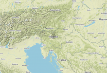 Photo of Terremoto Slovenia (SLOVENIA) – Magnitudo (ML) 3.0