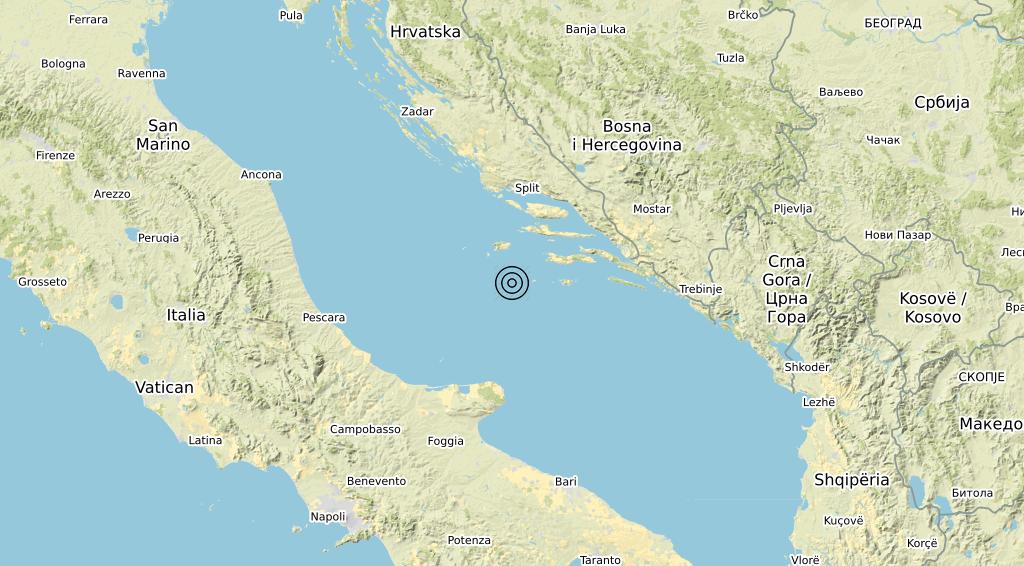 Terremoto 22-04-2021