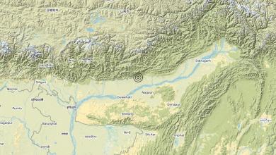 Photo of Terremoto Northeastern India [Land: India] – Magnitudo (ML) 6.1