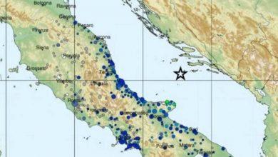 Photo of Terremoto in adriatico: sciame che continuerà per mesi