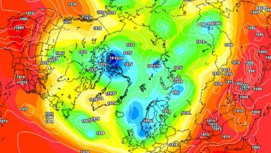 Photo of Meteo di domani: si scalda l' ANTICICLONE AFRICANO al Sud?