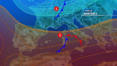 Photo of Meteo di domani: poche piogge ma peggiora dopodomani