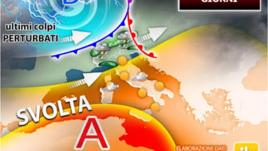 Photo of Meteo: estate 2021 non decolla. Nuovi TEMPORALI e nuove GRANDINATE