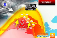 Photo of Meteo: previsioni weekend con APICE DEL CALDO. Ma dura POCO
