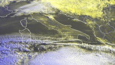 Photo of METEO AM, previsioni del tempo in Italia per il giorno 06/05/2021