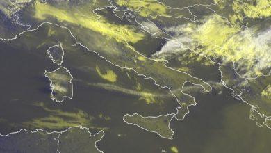 Photo of METEO AM, previsioni del tempo in Italia per il giorno 08/05/2021