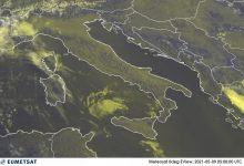 Photo of METEO AM, previsioni del tempo in Italia per il giorno 09/05/2021