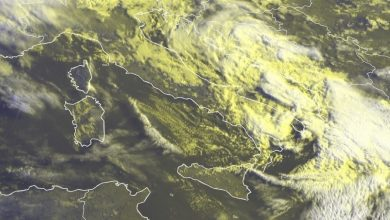 Photo of METEO AM, previsioni del tempo in Italia per il giorno 15/05/2021