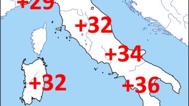 Photo of Meteo: SCOPPIA l'estate fino a 36 gradi. Ecco quando e dove