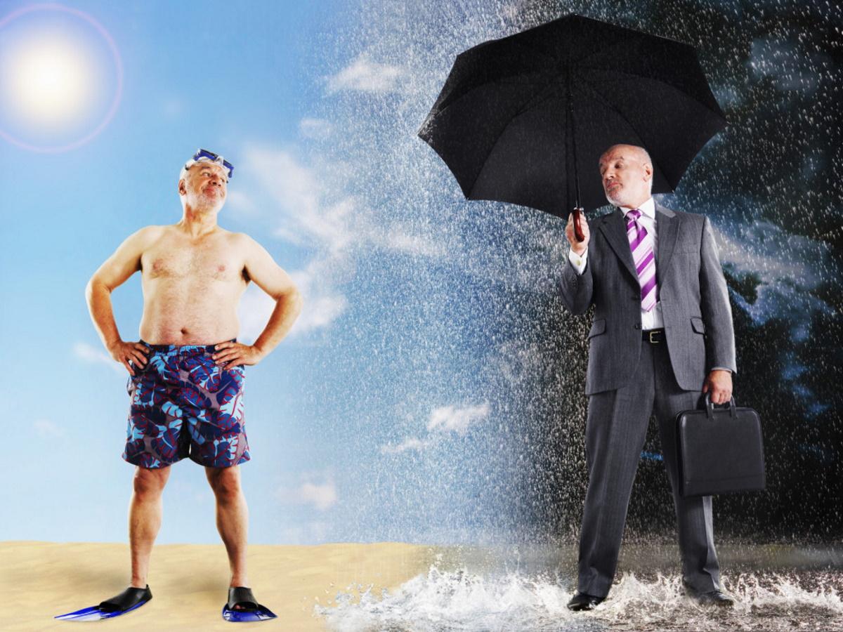 Previsioni meteo ottobre 2021
