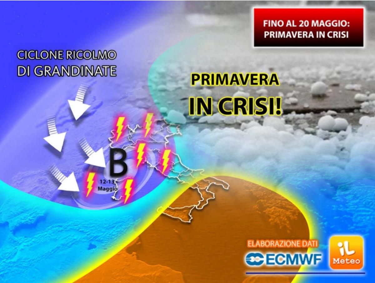 Meteo e previsioni del tempo in Italia