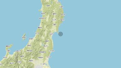 Photo of Terremoto Near east coast of eastern Honshu, Japan [Sea: Japan] – Magnitudo (ML) 6.8