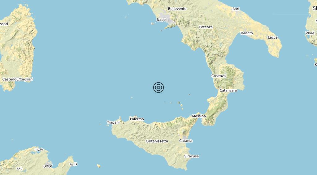 Terremoto 03-05-2021