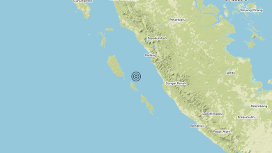 Photo of Terremoto Southern Sumatera, Indonesia [Sea: Indonesia] – Magnitudo (ML) 6.0
