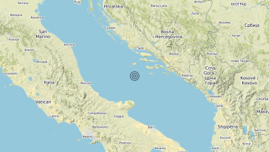 Photo of Terremoto Adriatico Centrale (MARE) – Magnitudo (ML) 3.6