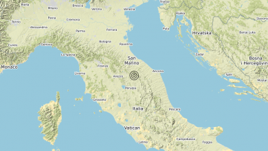 Photo of Terremoto 3 km NW Gubbio (PG) – Magnitudo (ML) 3.0
