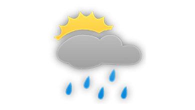 Photo of Meteo AOSTA del 10/06/2021: pioggia debole