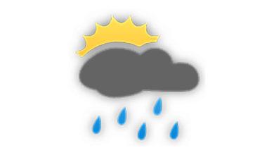 Photo of Meteo ROMA del 08/06/2021: pioggia forte