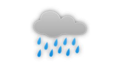 Photo of Meteo TORINO del 07/06/2021: pioggia forte