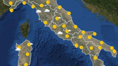Photo of Meteo AM: previsioni per domani