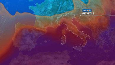 Photo of Meteo: fine giugno 2021 si chiude BOLLENTE. Punte fino a 40° C