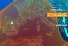 Photo of Meteo: previsioni oggi 15 giugno. Caldo in AUMENTO