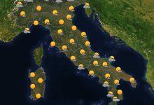 Photo of Previsioni del tempo per domani 13-06-2021
