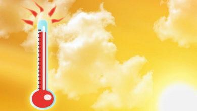 Photo of Meteo: oggi caldo in ulteriore aumento. Previsioni del tempo