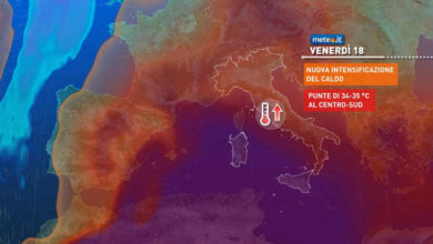 Photo of Meteo: previsione per oggi mercoledì 16 giugno sole e caldo sull'Italia