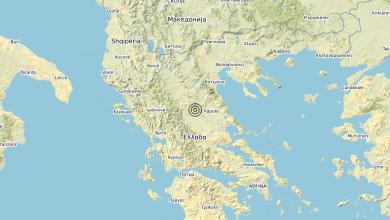 Photo of Terremoto Greece – Magnitudo (ML) 4.0