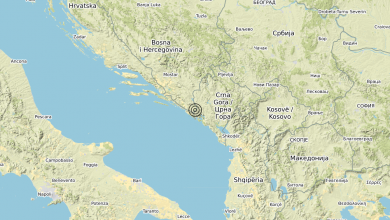 Photo of Terremoto Montenegro [Land] – Magnitudo (ML) 4.7